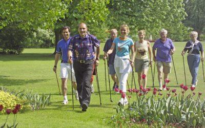 Nordic Walking Parcours